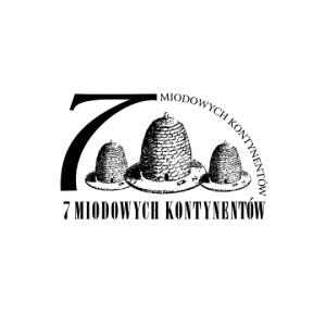 Kit pszczeli - 7 Miodowych Kontynentów